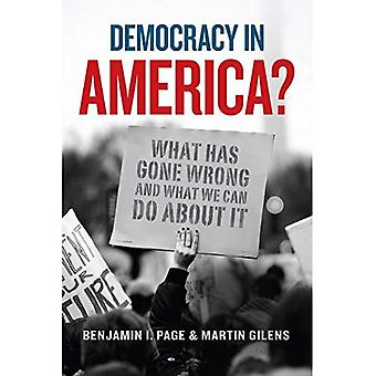 Democracy in America?: What� Has Gone Wrong and What We Can Do about It