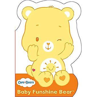 Care Bears: Baby Funshine Bear: vormige Board boek 1 (Care Bears) [Board boek]