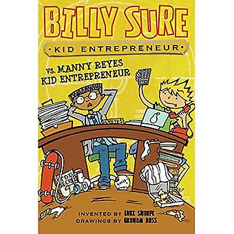 Billy se garoto empreendedor vs Manny Reyes garoto empreendedor (Billy certo, empresário do garoto)