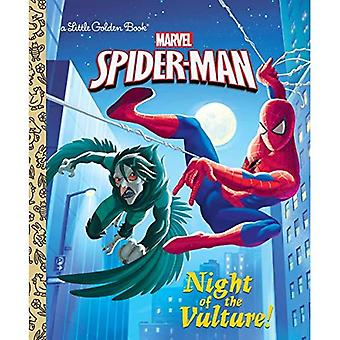 Natten av gam! (Marvel: Spider-Man) (Liten gyllene bok)
