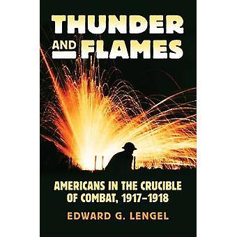 Torden og flammer - amerikanere i the Crucible kamp - 1917-1918 b