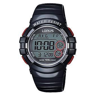 Lorus שעונים כף היד של נשים לצפות ספורט הקוורץ הדיגיטלי caucci? R2317KX9