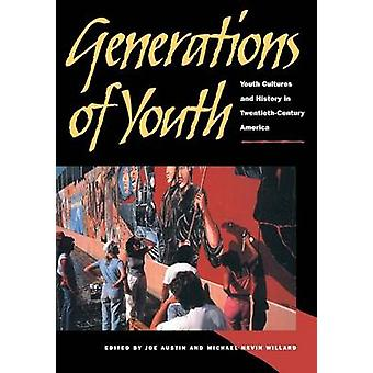 若者若者の世代文化や歴史オースティンによって 20 世紀アメリカ ・ ジョー アラン