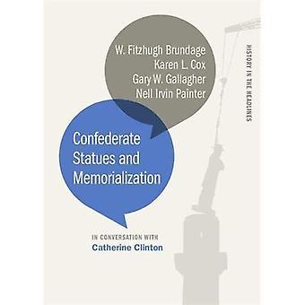 Konfødererede statuer og erindring (historie i overskrifter)