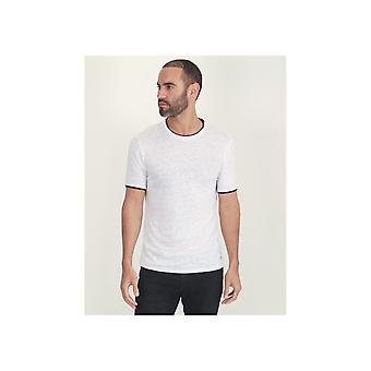 Sseinse Ringer Tipped T-shirt