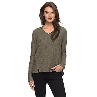Roxy Womens Wanted And Wild Shirt - Dusty Olive