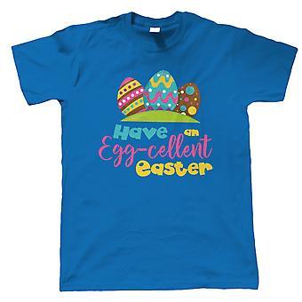 Har en Ägg-cellent Påsk Mens T-Shirt - Påsk Gift Honom Pappa