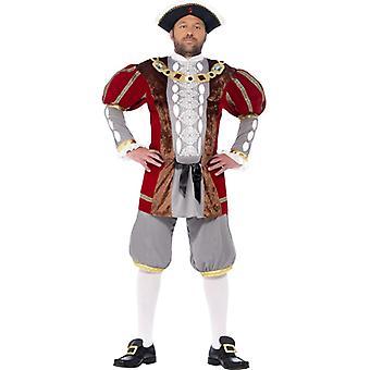 Henry VIII Deluxe kostume