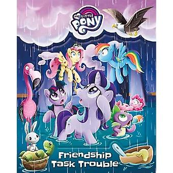 My Little Pony Friendship Task Trouble by My Little Pony Friendship T