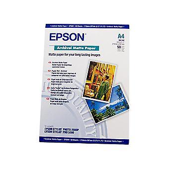 Epson S041342 Arkiv matt papper