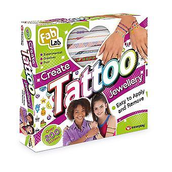 FabLab Tattoo joyería juguete