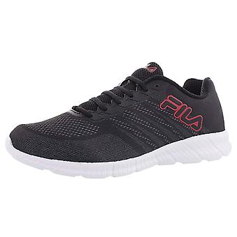 Fila Mens Windracer Tessuto Basso Top Lace Up Running Sneaker