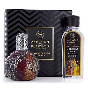 Ashleigh & Burwood Fragrance Oil Lamp Home Gift Set Diffuser Vampiress