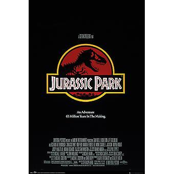 Jurassic Park One Sheet Maxi Affiche 61x91.5cm