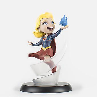 Action Figure - DC Comics - Supergirl Rebirth Q-Fig Diorama dcc-0602
