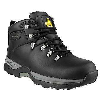 Amblers Safety Mens FS17 Impermeabile Pizzo up Hiker Safety Boot Nero