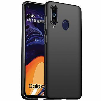 Samsung A60 Silicone Case Black - CoolSkin Slim