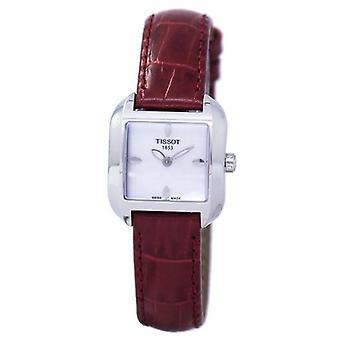 Tissot T-Wellen Quarz T02.1.265.71 T02126571 Damen's Uhr