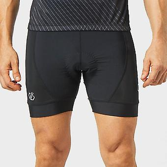New Dare 2B Men-apos;s Ecliptic Gel Cycling Shorts Noir