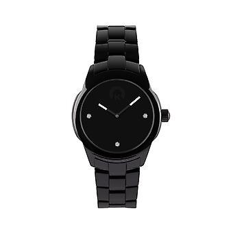 KRAFTWORXS Women's Watch horloge vollemaan keramische kristallen FML 1BW S