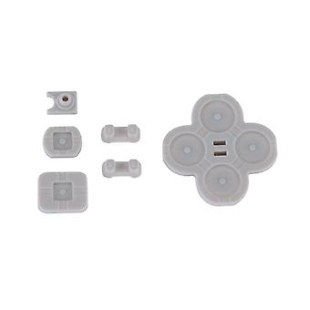 Rubber buttons for left joy-con controller contact pad membrane oem set nintendo switch