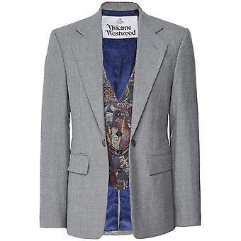 Vivienne Westwood Man Cashmere Blend Waistcoat Jacket
