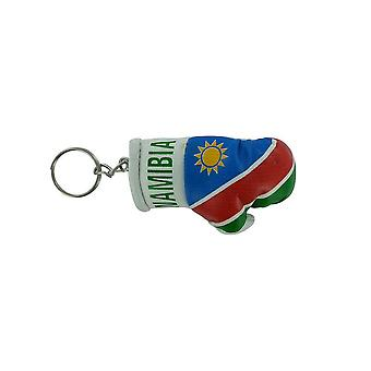Cle Cles Key Flag NamibiaN Boxing Glove
