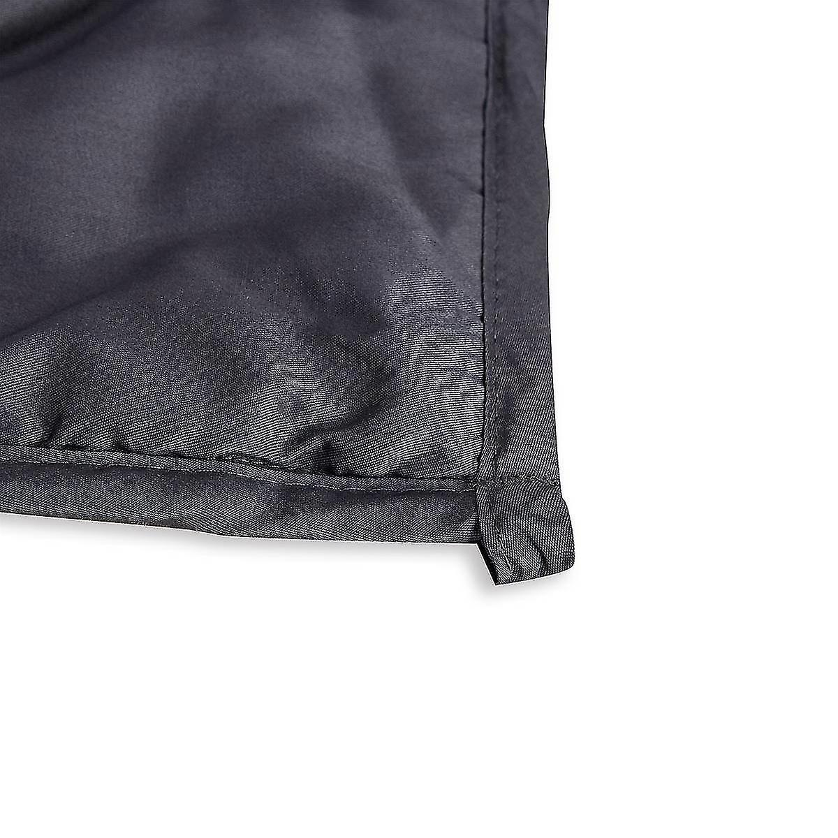Beckasin Svalt Tyngdtäcke 12 kg Grå Bambu – Fritt från polyester