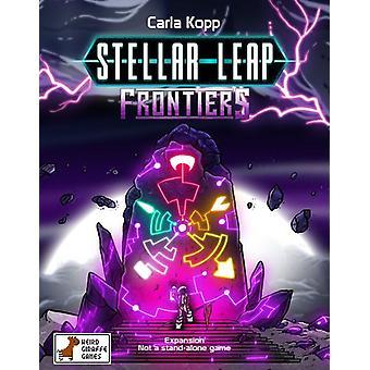 Stellar Leap Frontiers Board Game
