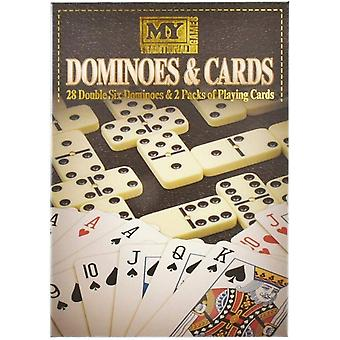 MY Traditional Games - Dominoes & Playing Cards