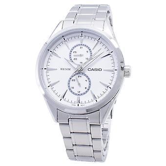 Casio Quarz MTP-SW340D-7AV MTPSW340D-7AV Analog Men's Uhr