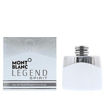 Mont Blanc Legend Spirit Eau De Toilette For Him