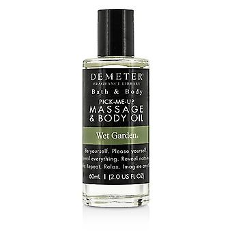 Demeter Wet Garden Massage & Body Oil 60ml/2oz
