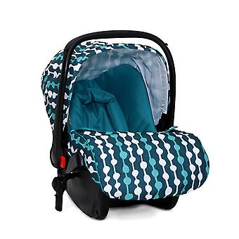 Child seat, baby carrier Sarah group 0+ (0 - 13 kg) with foot cover