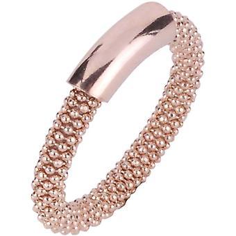 Clio blauwe BA0771R ring - ring Marilyn Rose geld vrouw