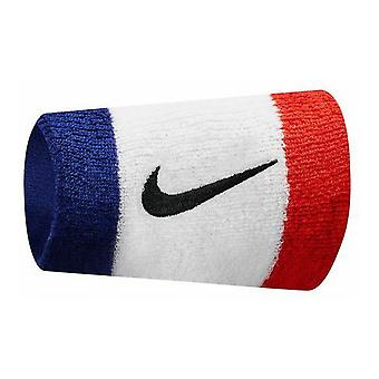 Nike Swoosh Wristbands Habanero 3 Colour