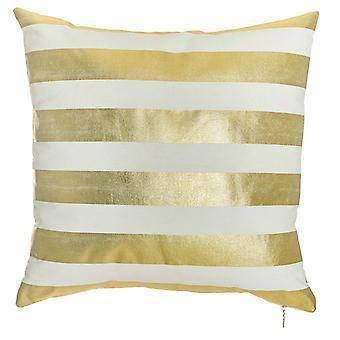 """18 """"x 18"""" Happy Square Stripes painettu koriste heittää tyynyn päällinen tyyny liina"""
