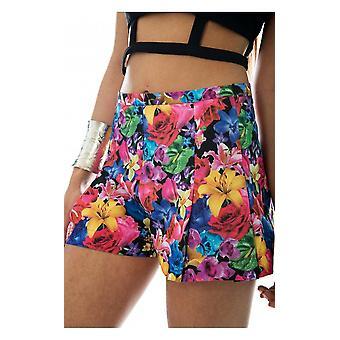 Flower Punch Shorts