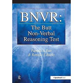 BNVR The Butt NonVerbal Resonemangstest av Pamela ButtRomola Bucks