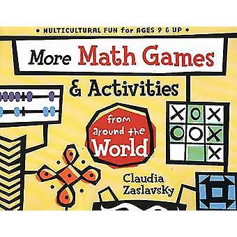 Plus d'activités de jeux de mathématiques du monde entier par Claudia Zaslavsky