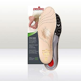 Pedag Viva High Insoles/Footbeds for High Arches for boots and shoes