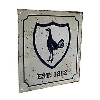 Тоттенхэм Хотспур ФК официальный логотип ретро знак