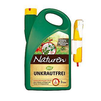SUBSTRAL® Natura® senza erbacce biologiche, 3 litri