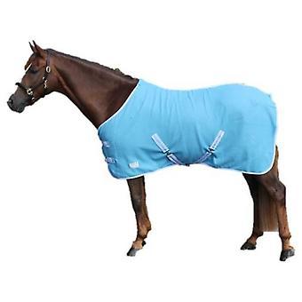 QHP Wool blanket color with Sky Cross Slings