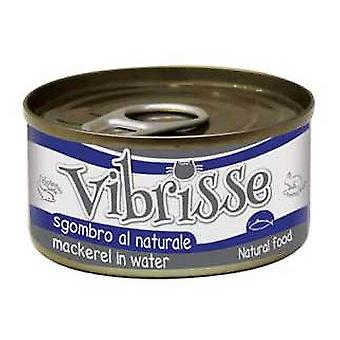 Vibrisse Comida Natural Caballa (Cats , Cat Food , Wet Food)