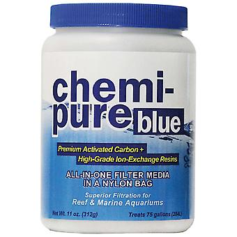 Chemi-Pure Blue 312Gr 284 Lt (Vissen , Filters en waterpompen , Filter materiaal)