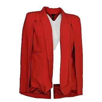 G.I.L.I. حصلت عليه الحب المرأة & أبوس؛s بليزر كيب ث / جيوب الجبهة الأحمر A286999