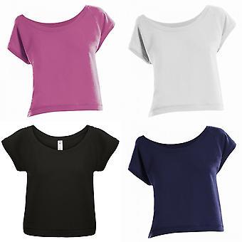 B&C Paradise Womens/Ladies Short Sleeve Fashion Sweatshirt