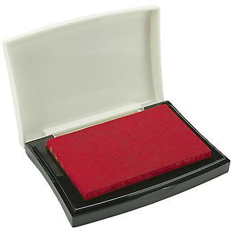VersaFine pigmentti muste pad - crimson punainen