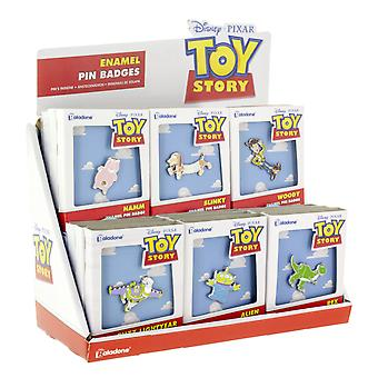 Toy Story Enamel Pin Badges Blind Bag Clothing Backpack Accessories